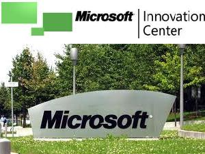 Indian Students At Microsoft Innovations
