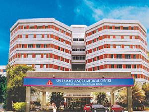 Sri Ramachandra University MD, MS & MDS Admission