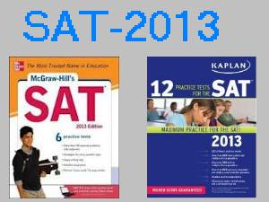 SAT Reference Books