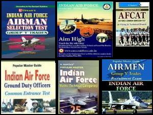 AFCAT 2013 Reference Books