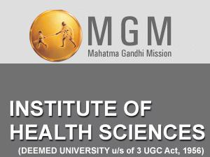 PG Medical Courses Admission at MGMIHS