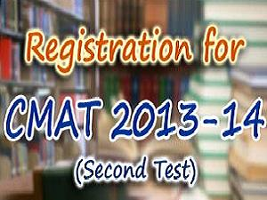 CMAT 2013 Registration Date extended
