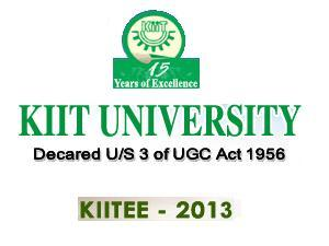 KIIT University Conducts KIITEE 2013