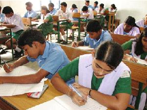 Bihar Class 10 Time Table For March 2013
