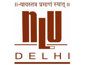 Law Courses Admission at NLU Delhi