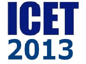 ICET 2013 on 17May for MBA,MCA Admission