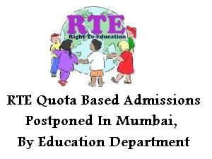 RTE Quota Admissions To Be Rectified
