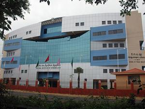PG Diploma admission at NIE Chennai