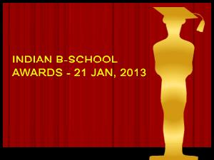 Indian B-Schools Awards On Jan 21