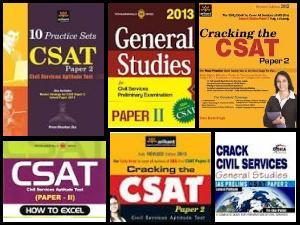 CSAT2013 Reference Books & Sample Papers