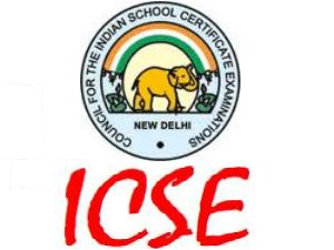 ICSE March 2013 Board Exam Time Table