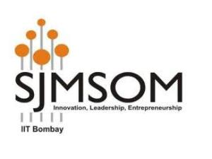 MBA Admission at SJMSOM, IIT Bombay