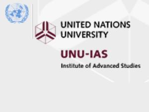UNU-IAS Offers PhD Fellowship