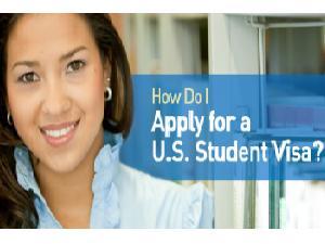 Application For US Student Visa
