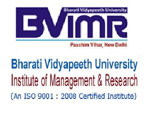 MBA Admission at BVIMR, New Delhi