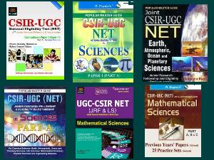 CSIR UGC NET 2013 Reference Books