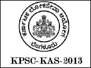 KPSC KAS 2013 Exam Pattern