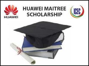 Huawei Maitree Scholarship 2013
