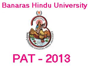 BHU Holds PAT 2013 On 12th May