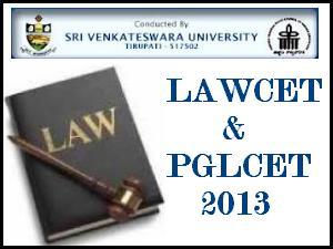 AP Law CET 2013 Exam dDates And Centres