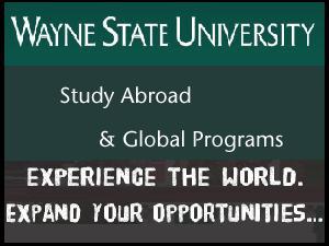 UG Admissions At WSU- Study Abroad
