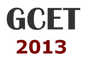 DTE Goa conducts GCET 2013 on 08 May