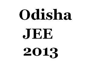 OJEE 2013 Online Registration form
