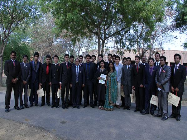 Sagar School farewell to class of 2013