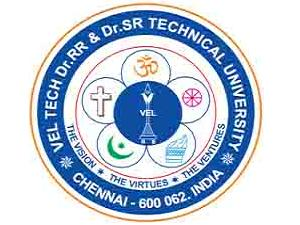 B.Tech admissions at VEL Technical Univ