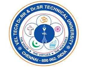 B.Tech admissions at VEL Technical Univ