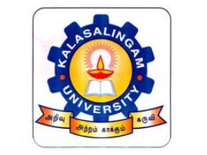 UG & PG admisssion at Kalasalingam Univ