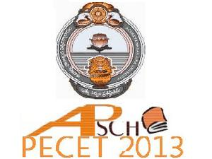 AP PECET 2013 Exam Notification