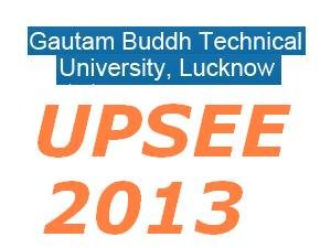 UPSEE 2013 Online registration form