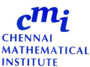UG & PG Admissions at CMI, Chennai
