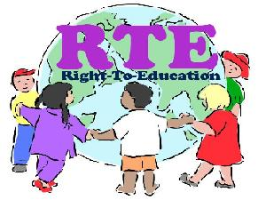 3.34 lakh schools opened, Under RTE Act