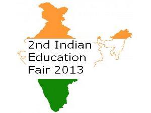 Indian Education Fair 2013 in Sri Lanka