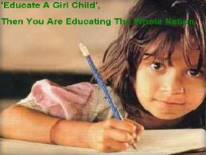 the importance of women education You are here: women's / women education / speech on girl education: top 5 speeches on the importance of the right to education.