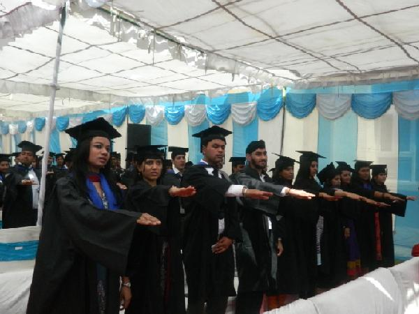 CONVOCATION held at GNIT