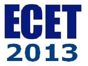 Corrections to ECET 2013 application