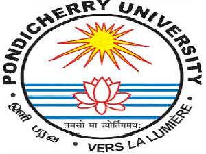 Pondicherry University PG programs admissions 2013