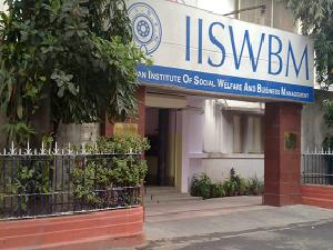 MBA programme admission at IISWBM