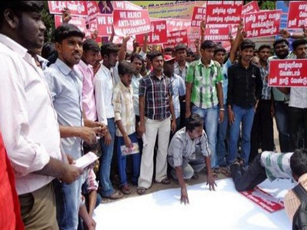 525 TN Colleges shut down: Tamils Issue