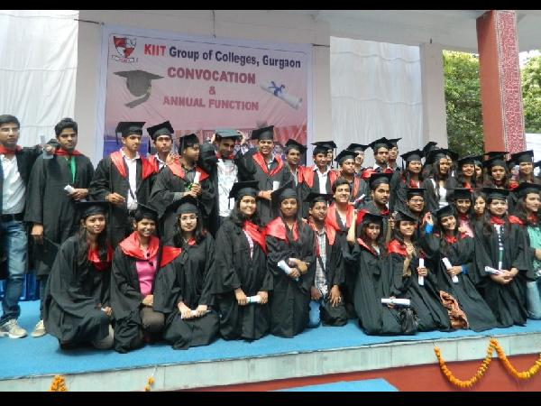CONVOCATION and ANNUAL DAY held at KIIT