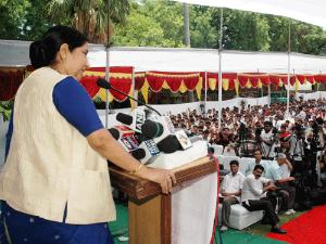 Sushma Swaraj's Ides For Edu'n System