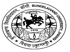 UG & PG admissions at Bundelkhand Univ