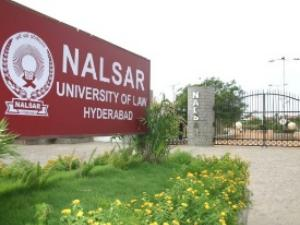 NALSAR Admissions 2013 In Distance Edu'n