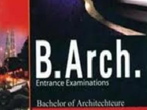 How to crack Architecture entrance exams