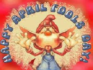 Ideas For Children On April Fool's Day