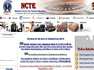 NCTE withdraws 7MEd colleges Recognition