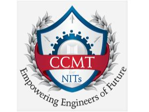 CCMT 2013 for M.Tech/M.Plan admission